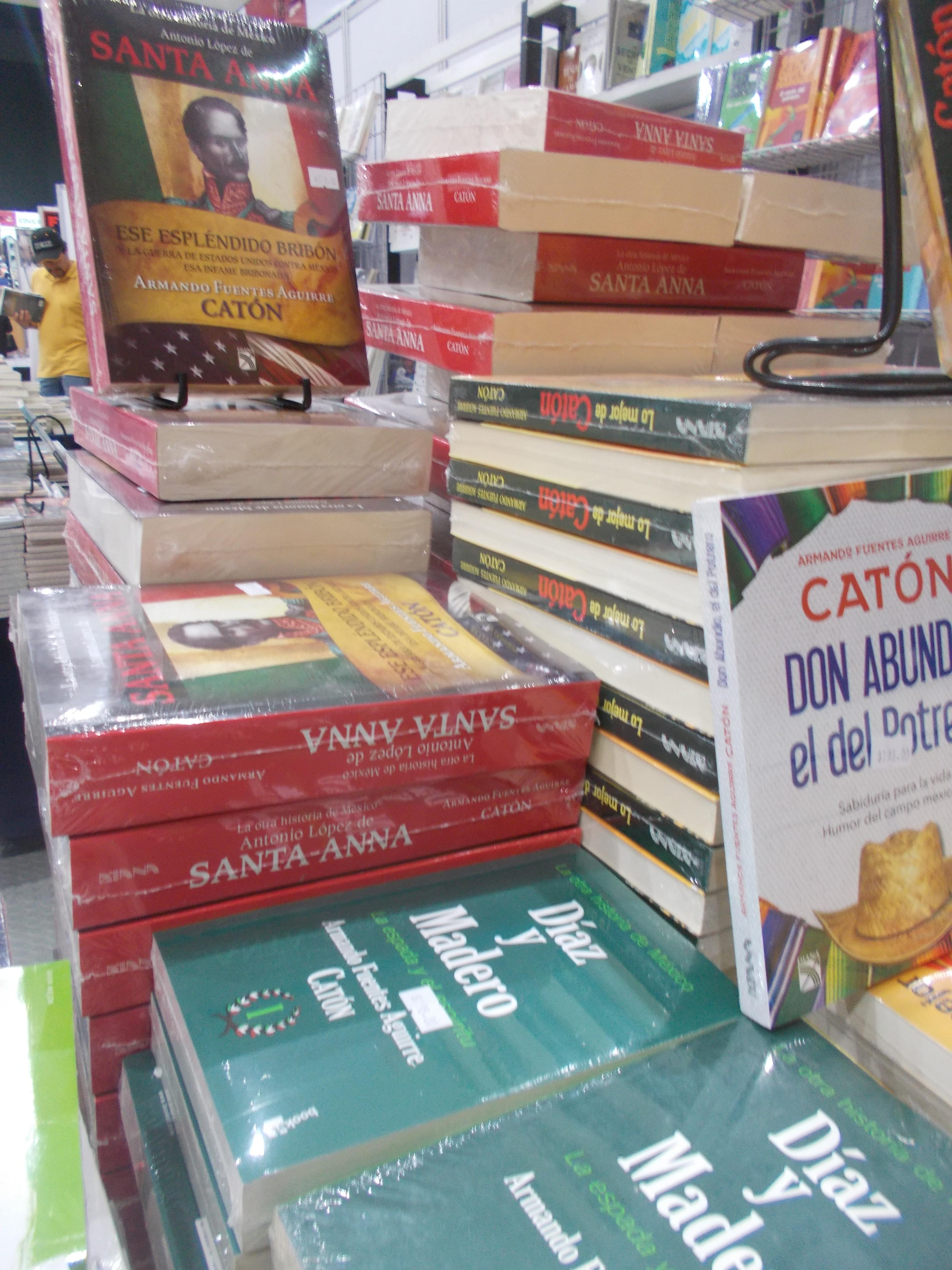 Caton's books